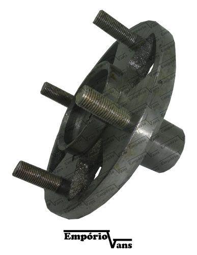 Cubo Roda Dianteira Chery Qq