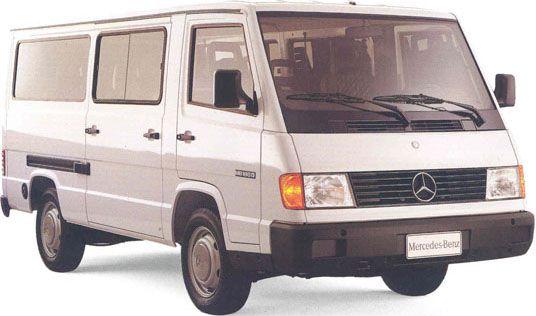 Bieleta Dianteira Esquerda Direita Mercedes MB-180