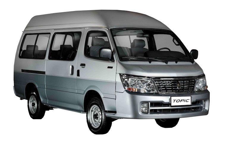 Bieleta Dianteira Topic Jinbei 2.0 16v 2.2 8v Mitsubishi Pajero