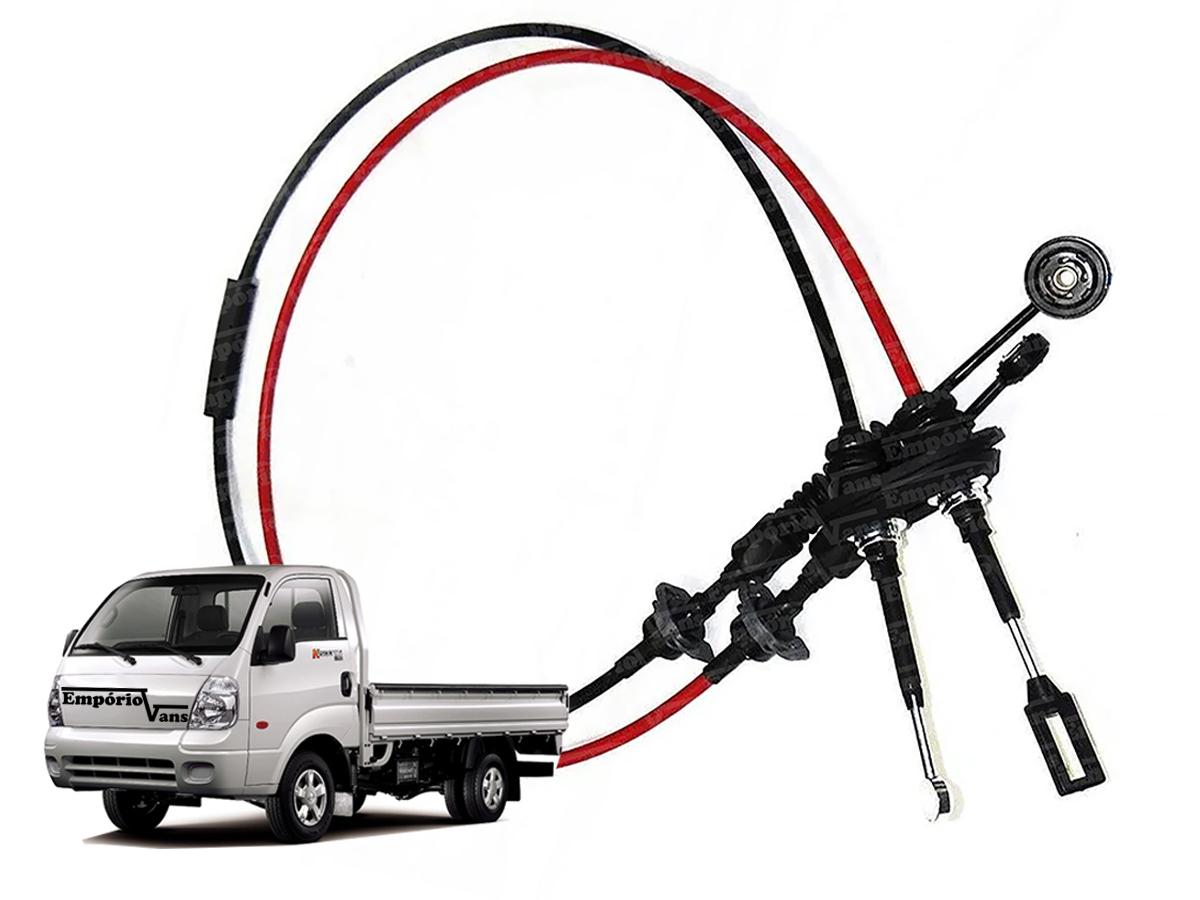 Cabo Mudança Marcha Transmissão Seletor Hyundai Hr 5 Marchas