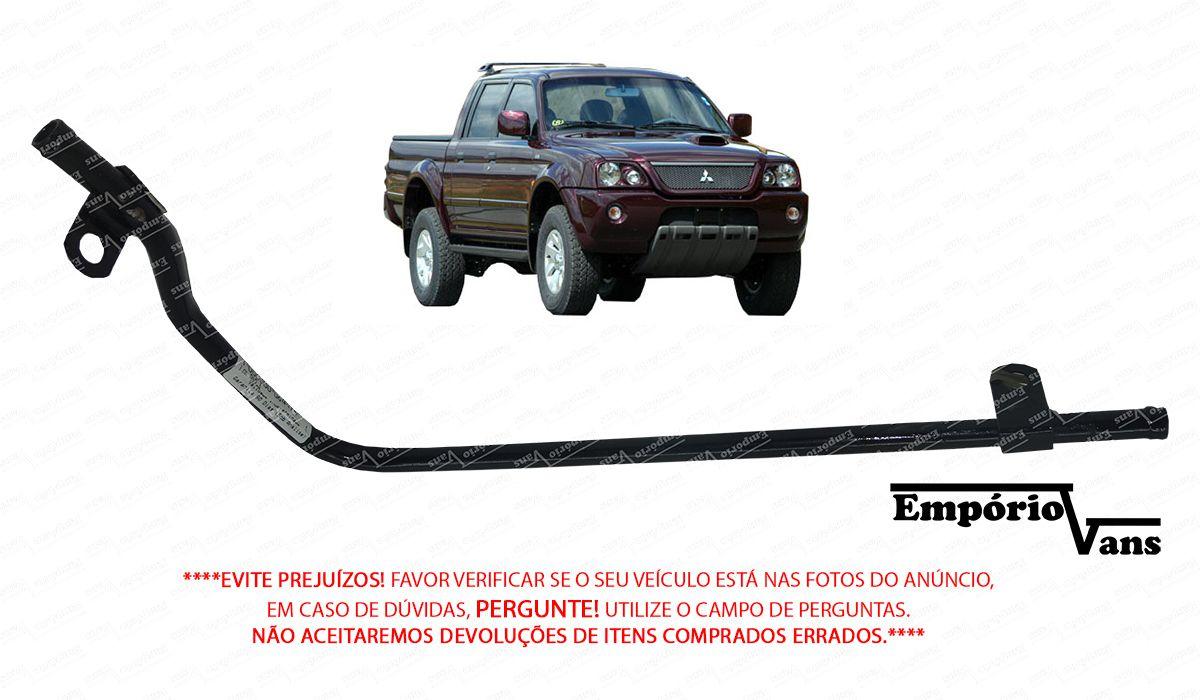 Cano Refrigeraçao Agua Tubo Mitsubishi L200 HPE L200 Sport 4x2 4x4