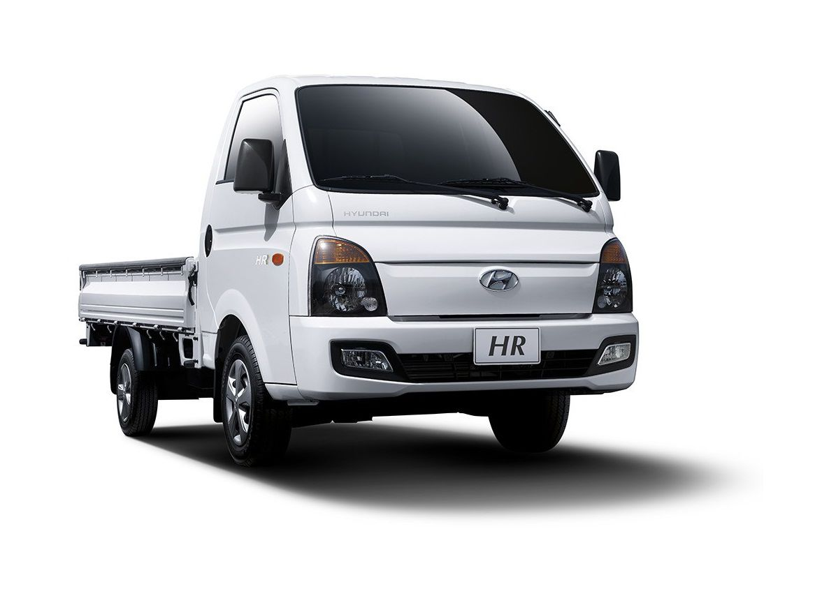 Engrenagem 6 Marcha Hyundai HR 2013 Em Diante