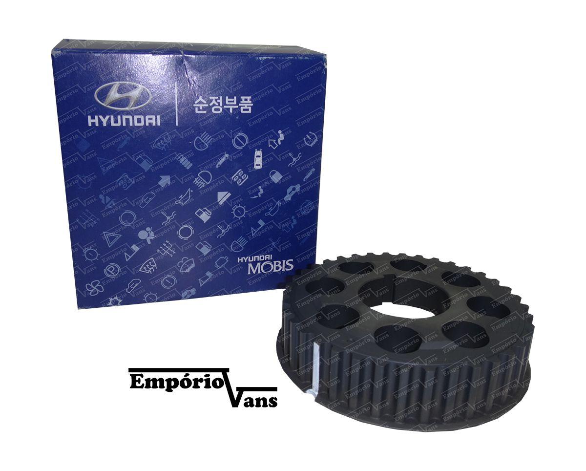 Engrenagem Virabrequim Grande 38D H100 HR K2500 L200