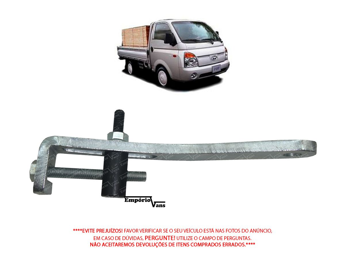 Esticador Alternador Completo Hyundai HR