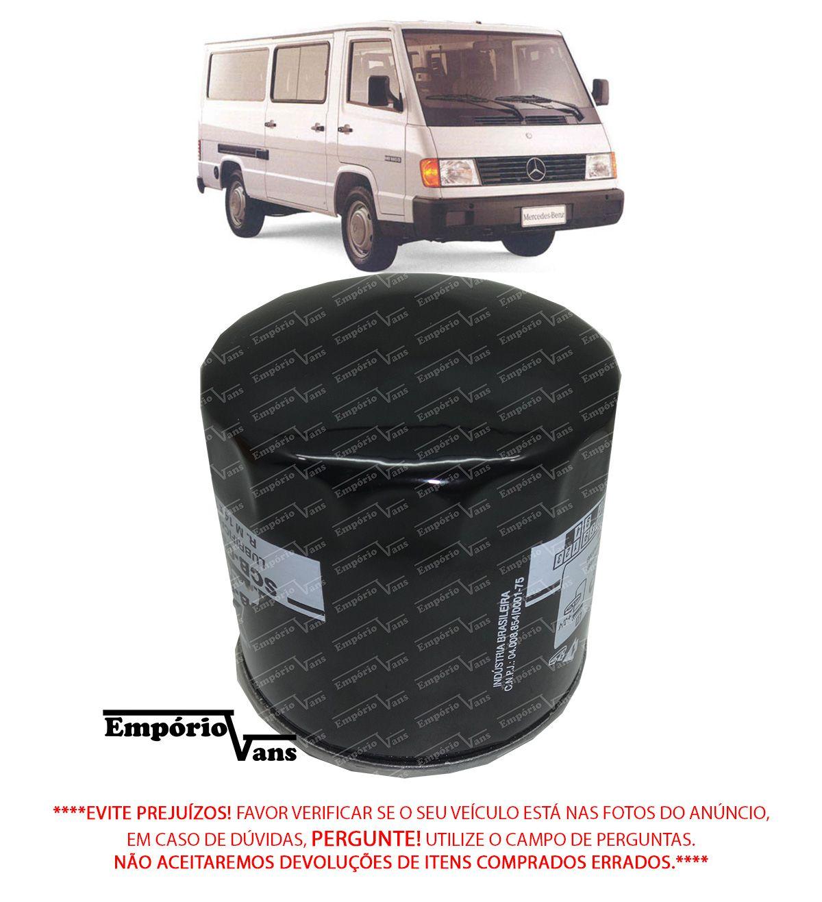 Filtro Combustivel Mercedes MB-180