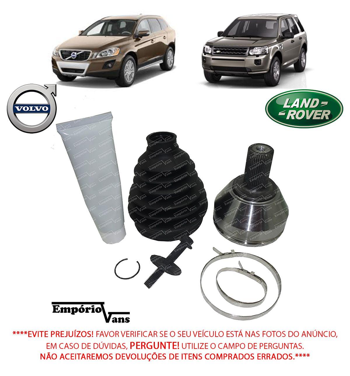 Junta Homocinetica Land Rover Freelander 06... Volvo XC60 08...