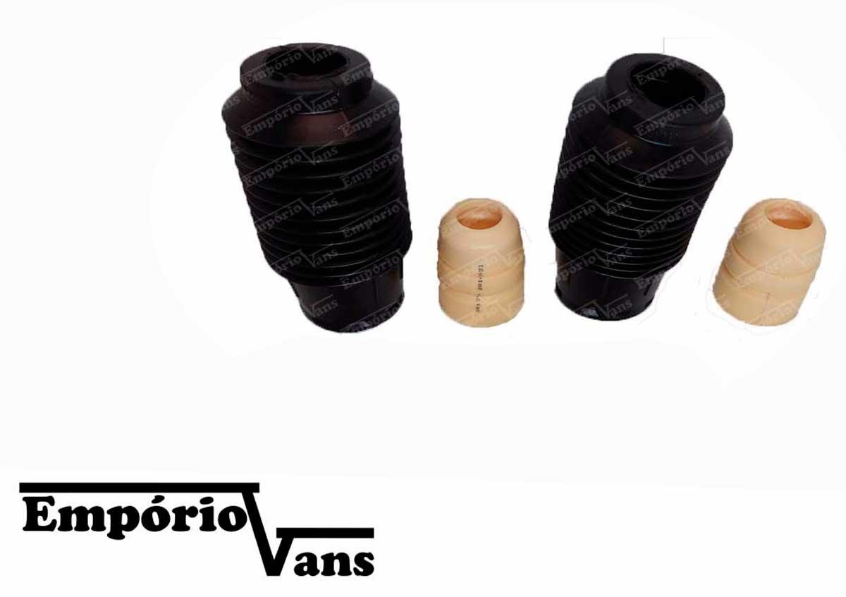 Kit Amortecedor Dianteiro Coxim Ducato Boxer Original Nakata