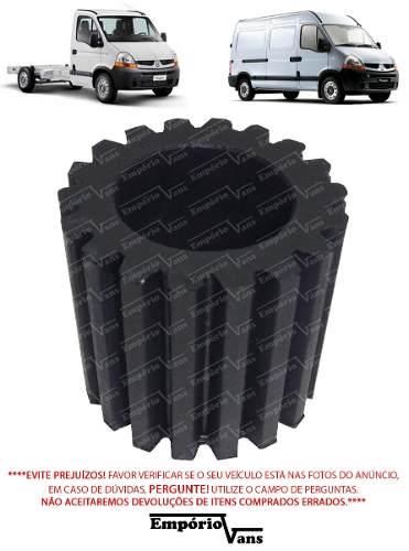 Kit Bucha Feixe Mola Jumelo Traseiro Renault Master 2.5 2.8