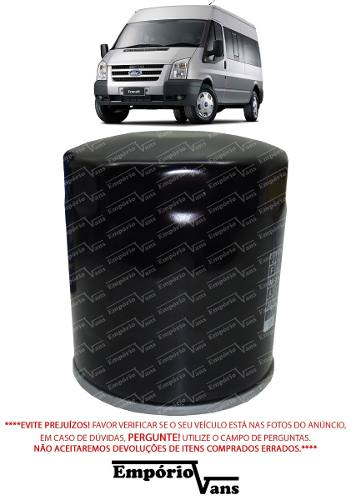 Kit Filtro Ar Oleo Combustivel Ford Transit 2.2