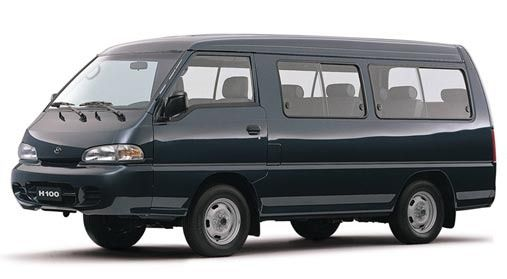 Kit Trinco Vidro Com Suporte LD LE Hyundai H-100