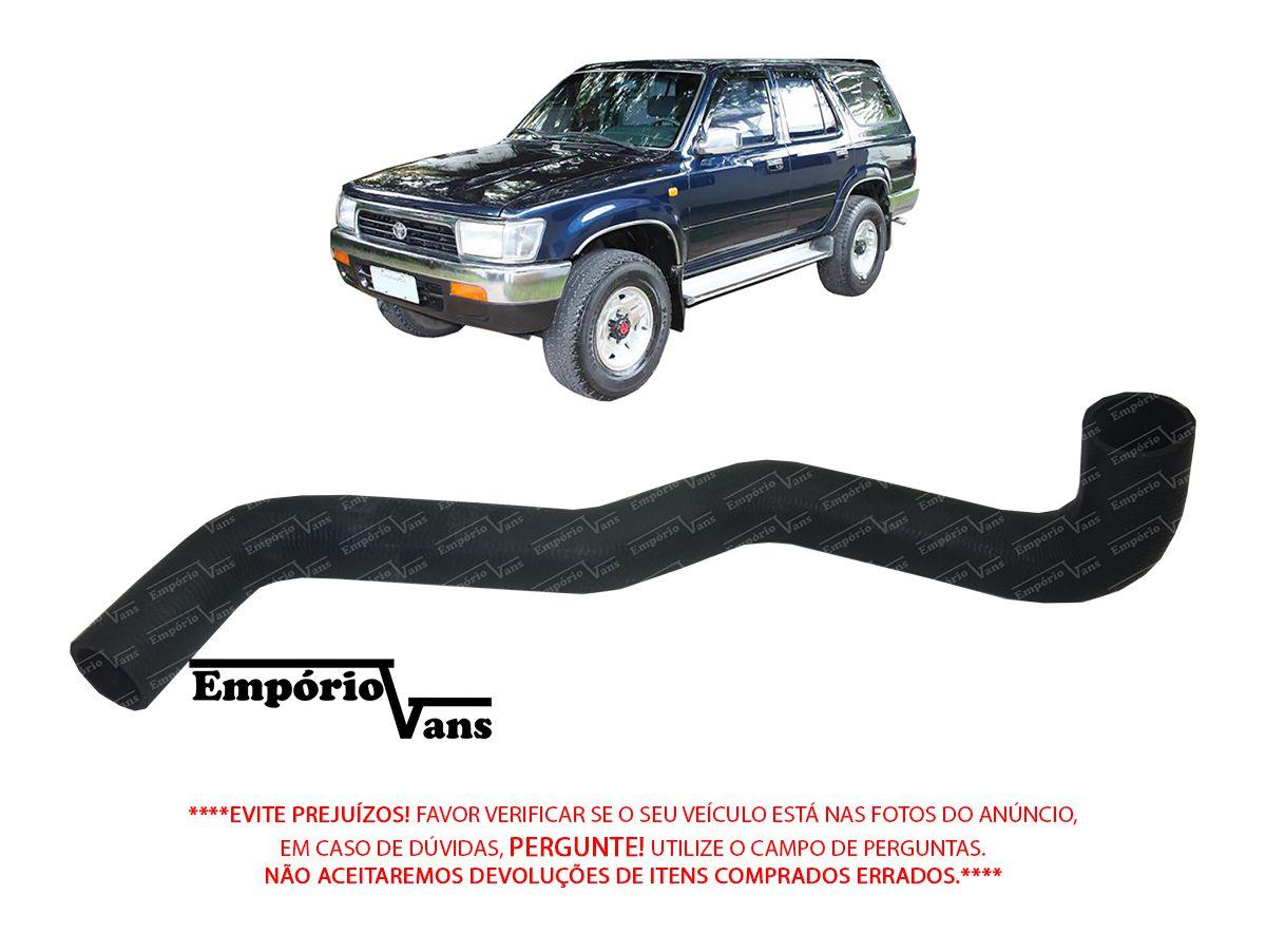 Mangueira Radiador Inferior Toyota Hilux 2.8 SW4