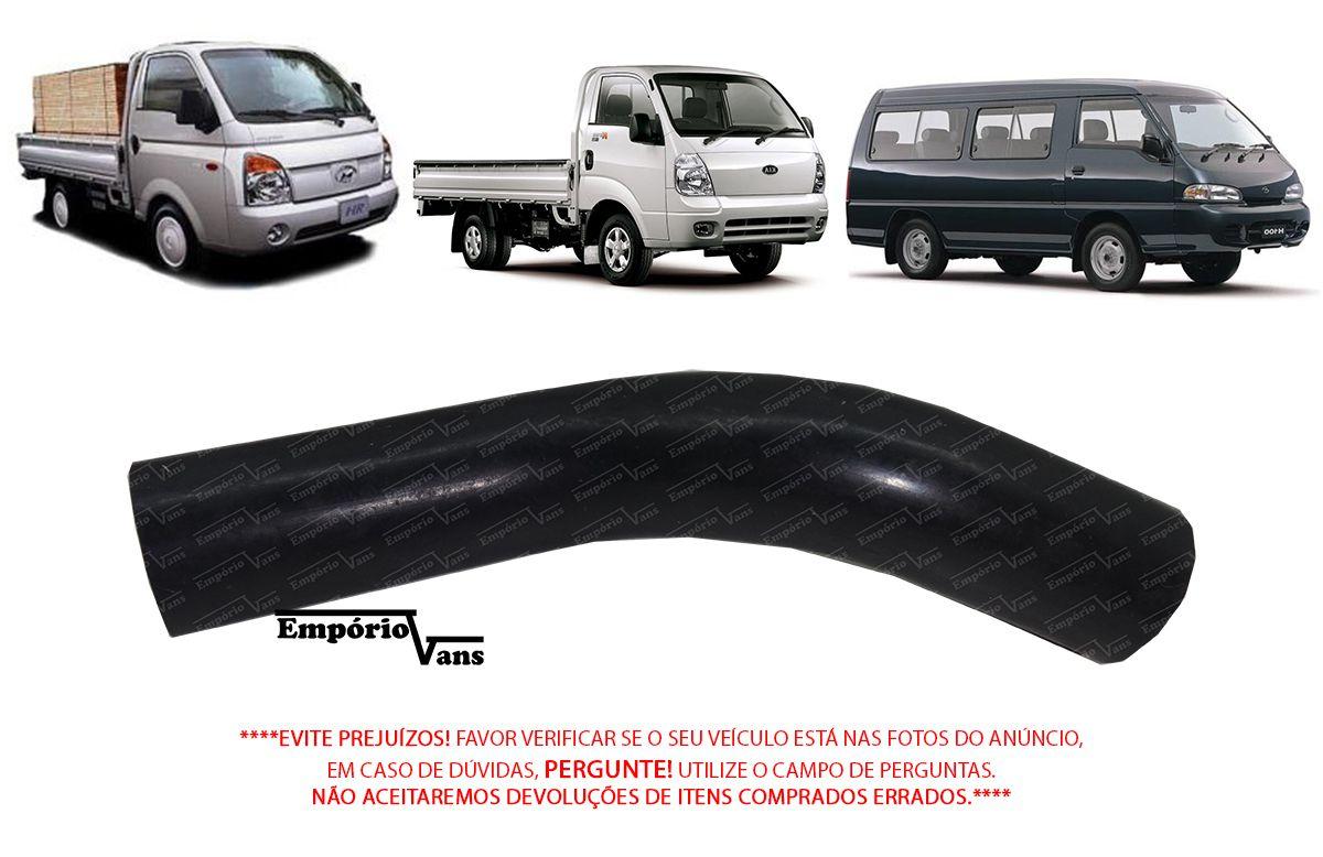 Mangueira Retorno Oleo Alternador H100 Hr K2500 <2012