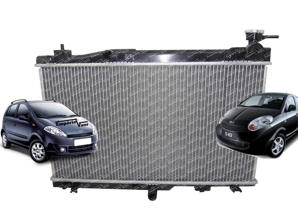 Radiador Agua Motor Chery Face E S18