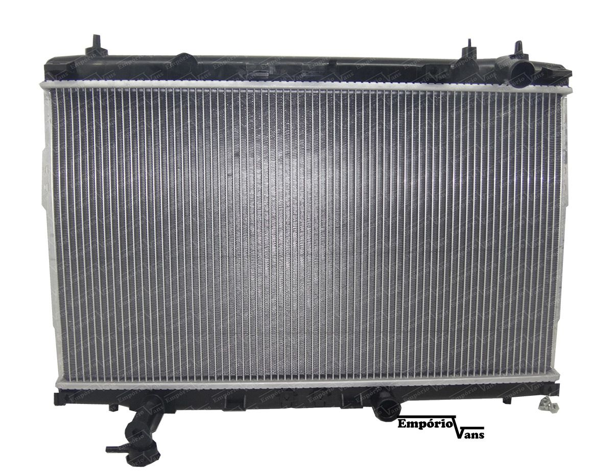 Radiador Agua Motor Refrigeraçao  Jac J6