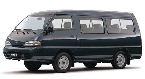 Suporte Trinco Vidro Com Borracha Hyundai H100
