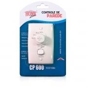 Controle De Parede Para Ventiladores De Teto Home Line 110v (Modelos Fox Ou Belle)
