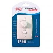 Controle De Parede Para Ventiladores De Teto Home Line 220v (Modelos Fox Ou Belle)