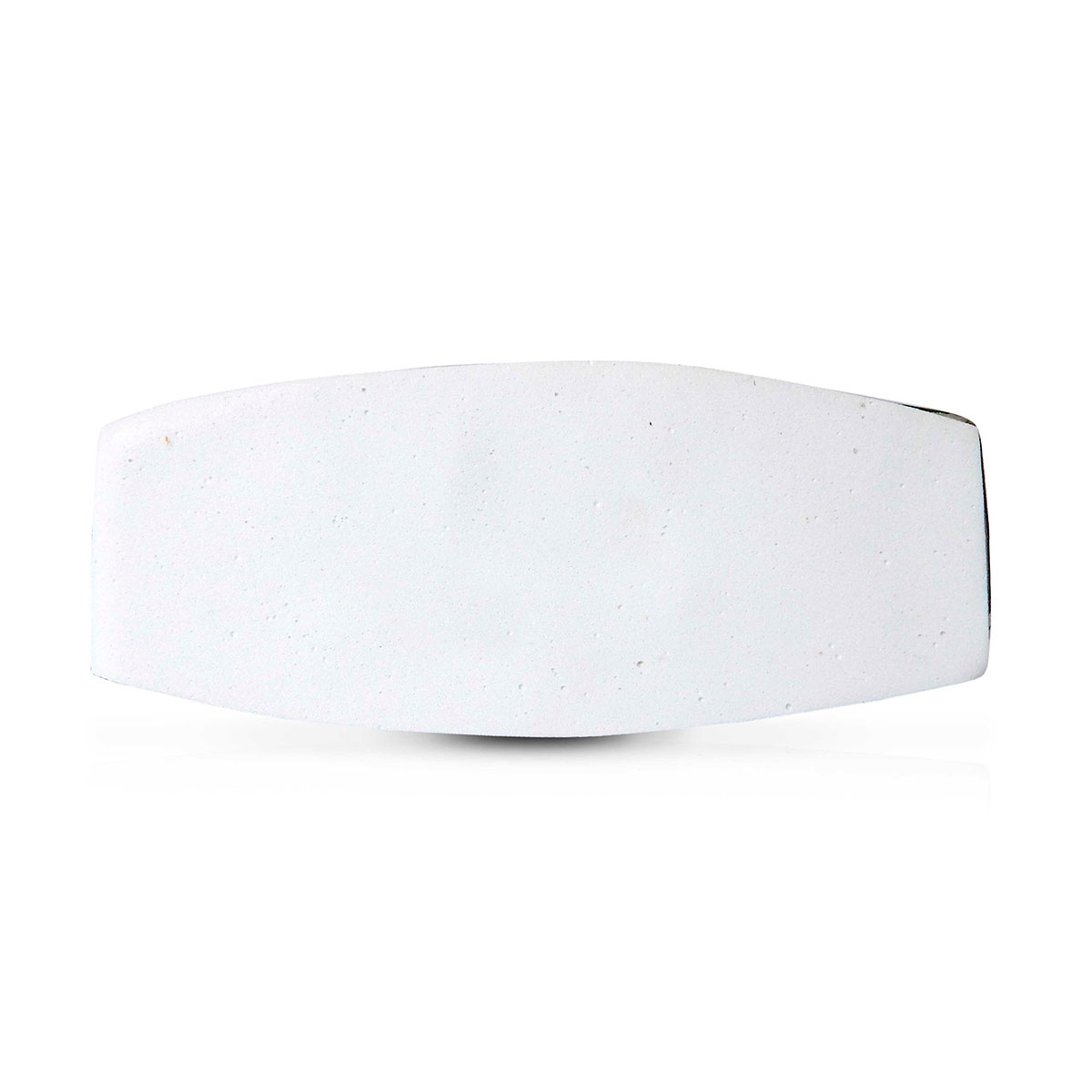 Abajur Oka 51cm Base Ceramica Marron E-27 Max 40w Cupula Tecido Marron