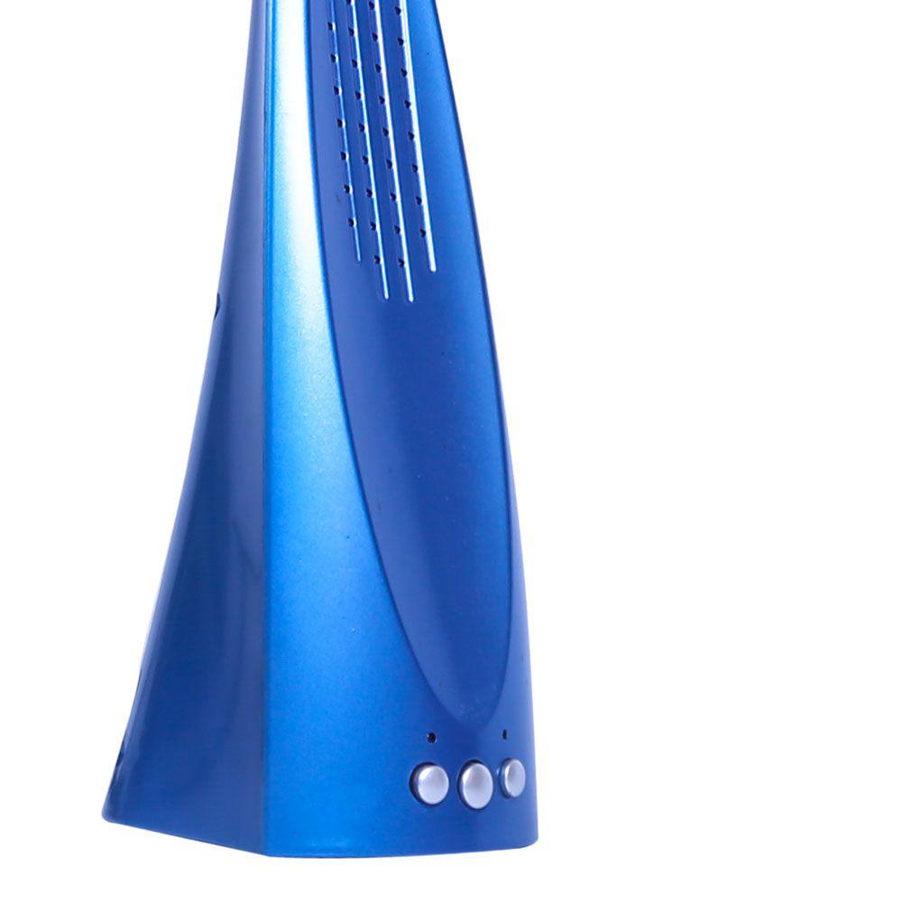 Luminaria De Mesa Life Azul 110v