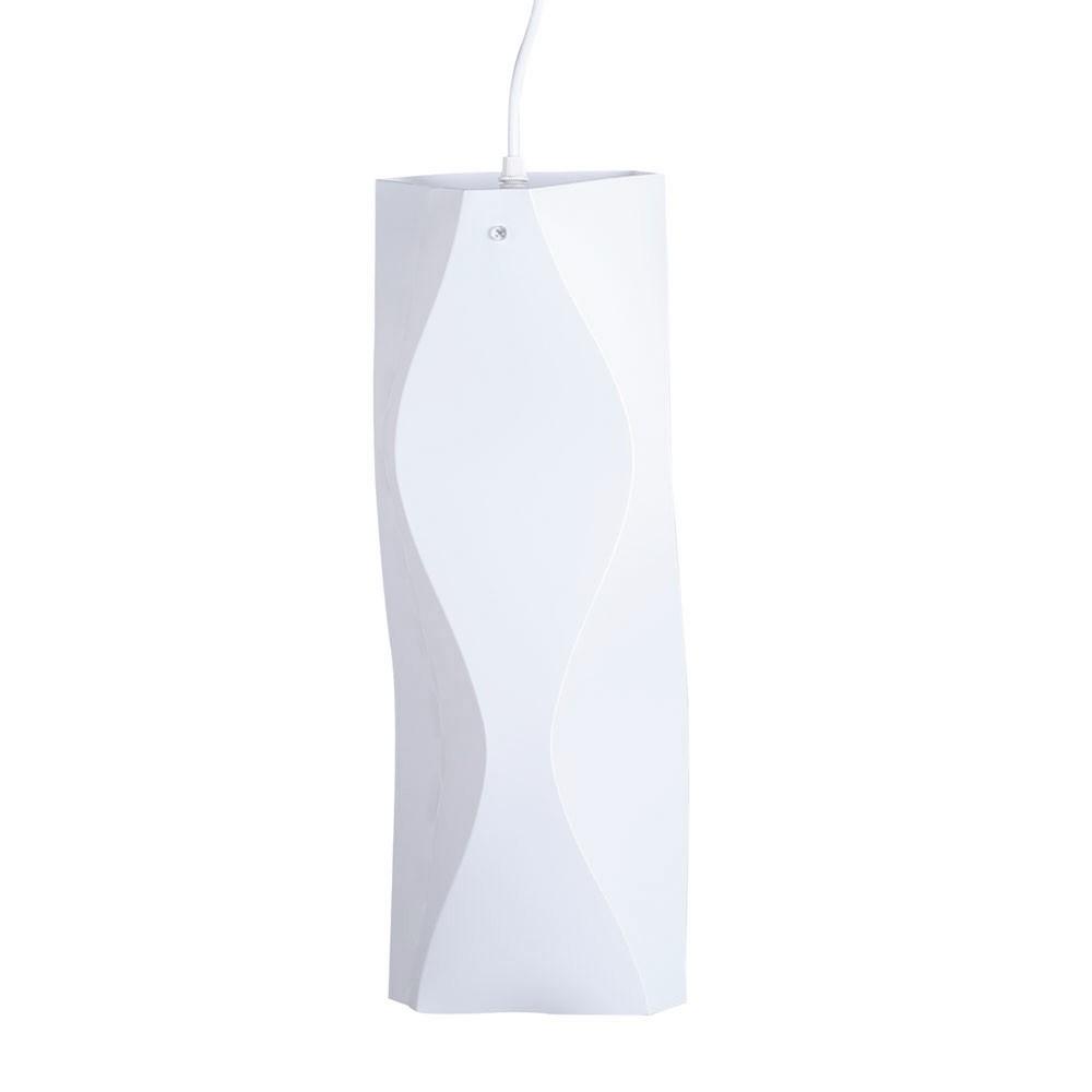 Pendente Slim Polietileno 40cm E-27 1 Lamp. Max 60w