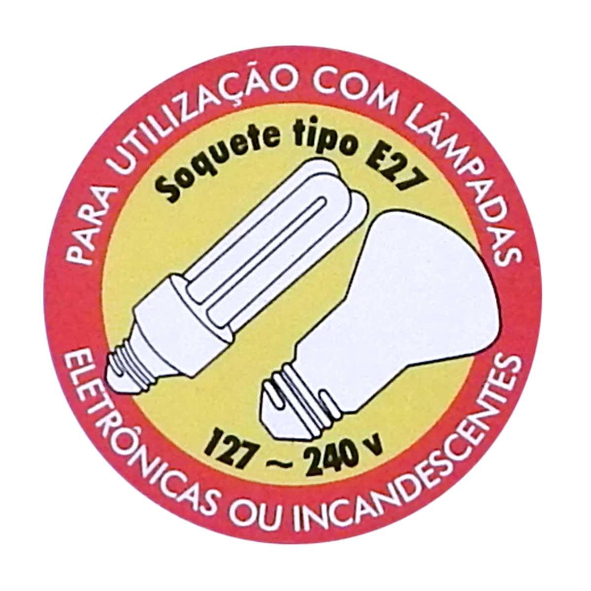 Refletor De Embutir Vertical Sem Vidro