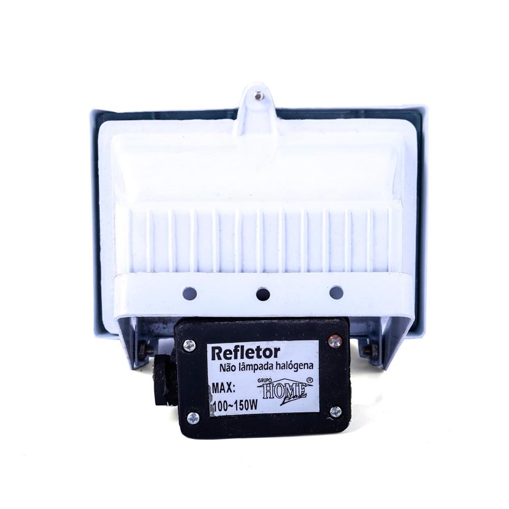 Refletor Halogeno 100/150 Branco