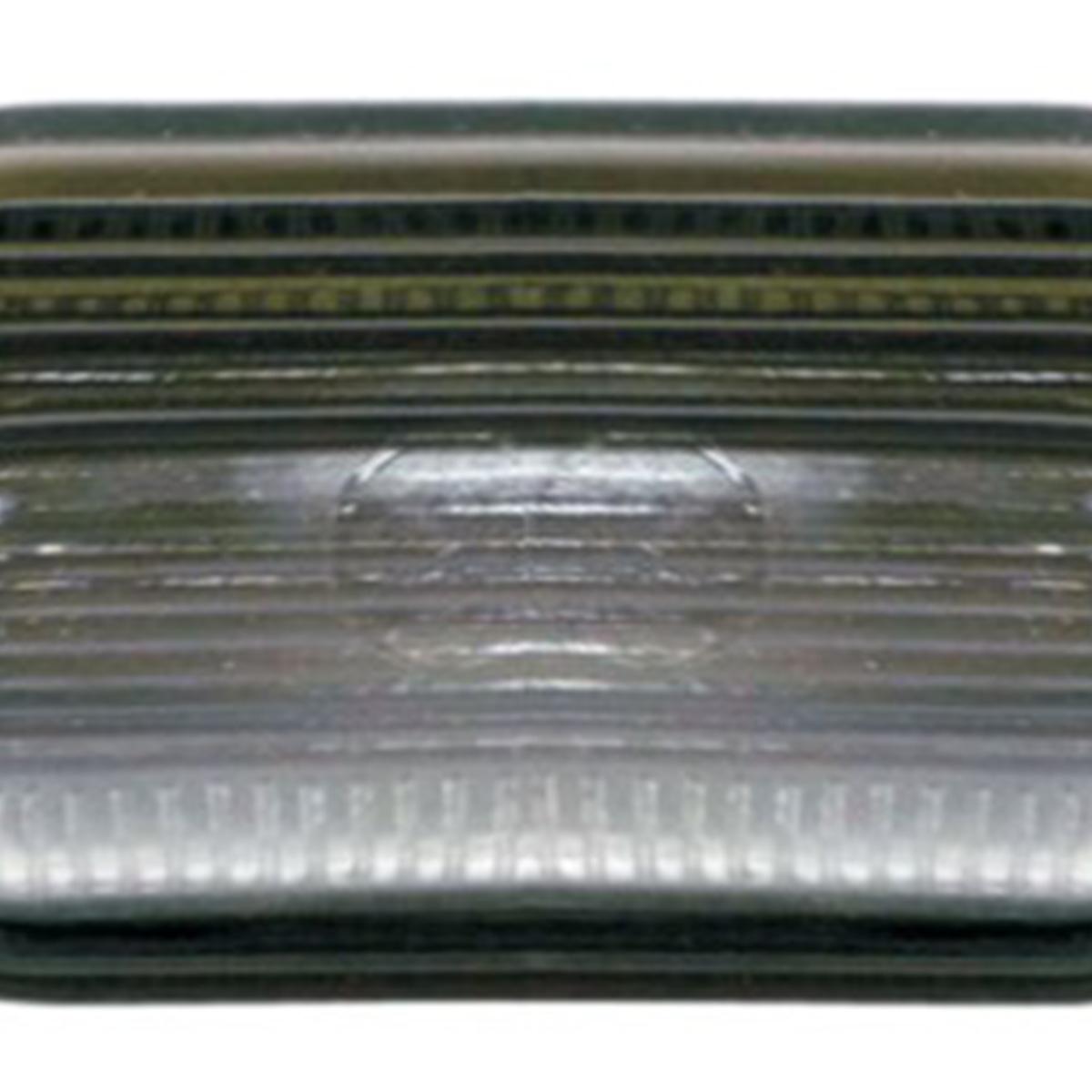 Tartaruga Oval 20cm Aluminio Pint. Epoxi E-27 1 Lamp. Max 60w Meia Cana Preta
