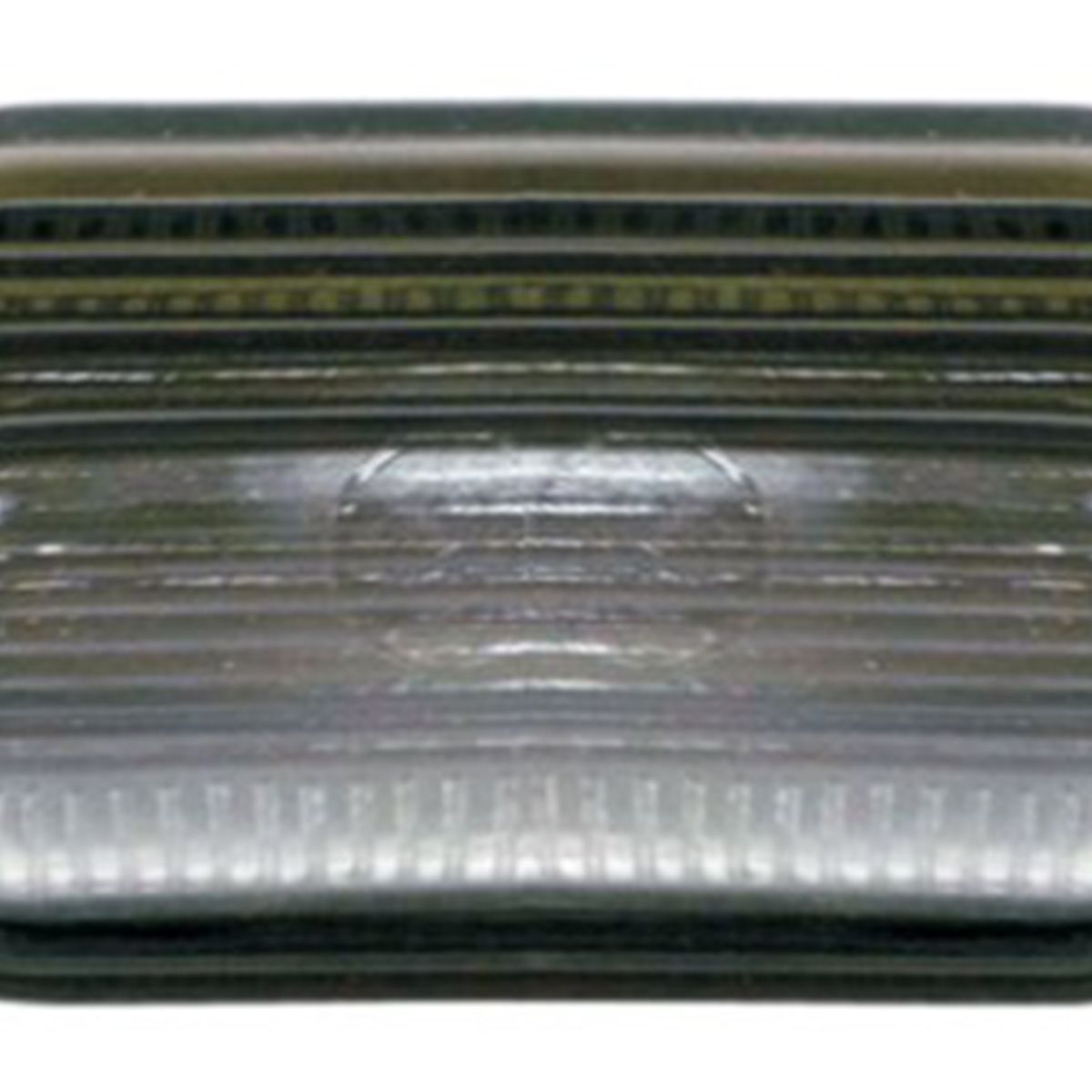 Tartaruga Oval 20cm Aluminio Pint. Epoxi E-27 1 Lamp. Max 60w Meia Cana Preta 5 unidades