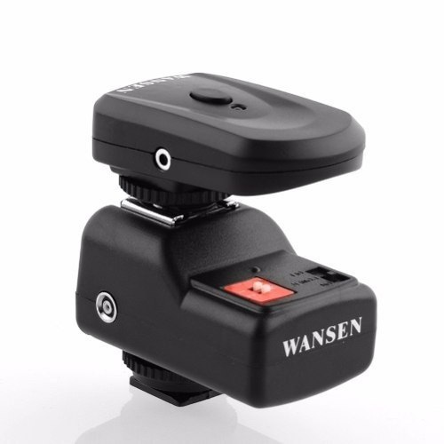 Rádio Flash Wansen Pt-4gy P/ Câmeras Profissionais Dslr PT-04