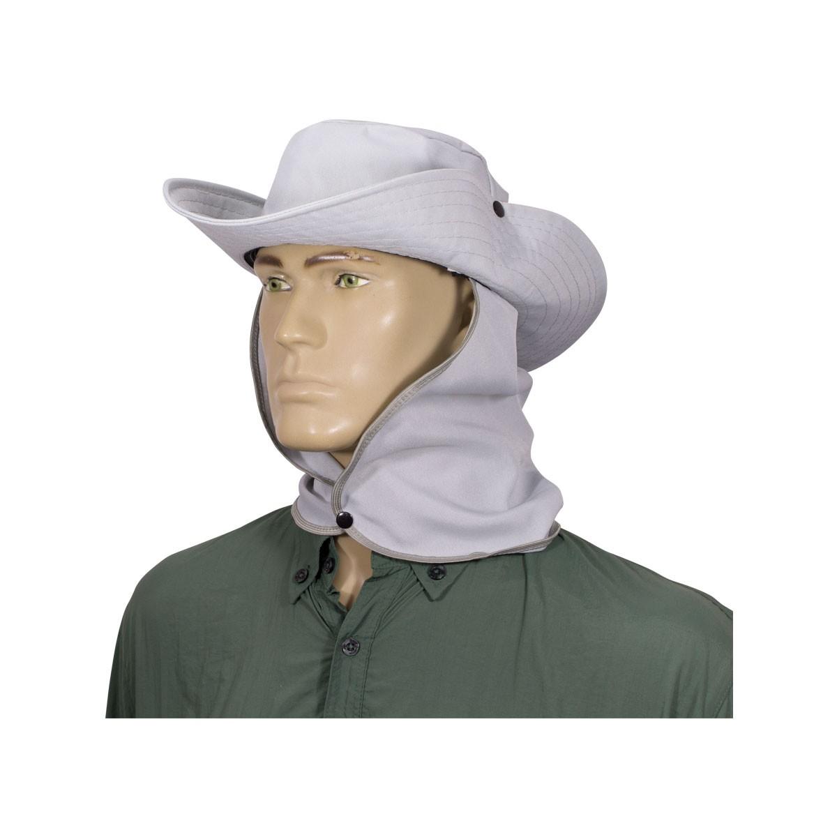 Chapéu proteção na nuca saia fixa oxford com cordão - www.shoplar.com. 2e4e53cfe18
