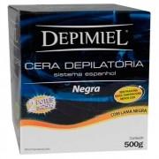 Cera Depilatória Depimiel 500g Negra Espanhol