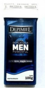 Cera Depilatória Depimiel Roll-on 100g Men Powerful