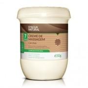 Creme Massagem Corporal Cafeína 7 Ativos 650g Dagua Natural