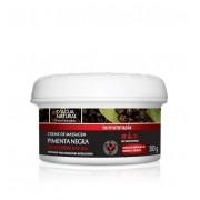 Creme De Massagem Pimenta Negra Termo Ativo 300g Dagua Natural