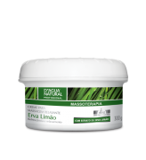 Creme De Massagem Relaxante Erva Limão 300g Dagua Natural