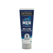 Creme Depilatório Corporal Depimiel Men Powerful 120g