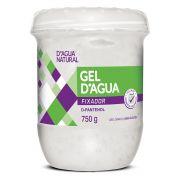 Gel Fixador D'agua 750g D'agua Natural