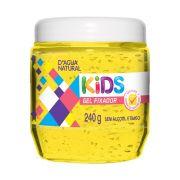 Gel Fixador Kids 240g D'agua Natural
