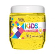 Gel Fixador Kids 240g D'agua Natural