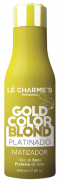 Intensy Color Masc Mat Gold Lé Charmes 500ml