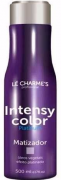 Intensy Color Masc Mat Platinum Lé Charmes 500ml