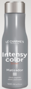 Intensy Color Masc Mat Silver Lé Charmes 500ml