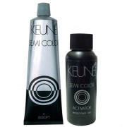 Keune Semi Color Tonalizante Silver + Activator 60 ml