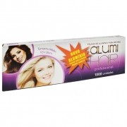 Kit com 3 caixas de Papel Alumínio Para Mechas Alumi Hair - 1000 Folhas - 9,5x30cm