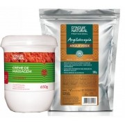 Kit Goji Berry 650g + Argila Verde 500g Dagua Natural