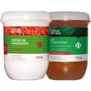 Kit Goji Berry 650g + Gel Termo Ativo 750g Dagua Natural