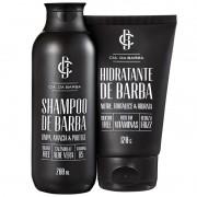 Kit Shampoo e Hidratante De Barba