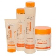 Kit Vitiss Tutano Shampoo 300ml + Condicionador 300ml + Máscara 250g