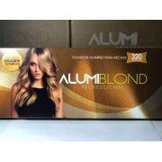 Papel Alumínio para Mechas Alumiblonde - 320 Folhas - 9,5x30 320unid