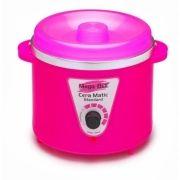 Termocera Aquecedor de Cera Standard 700g Bivolt Mega Bell - Cor Pink